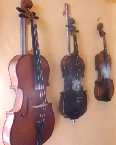 Tools of the Musicians